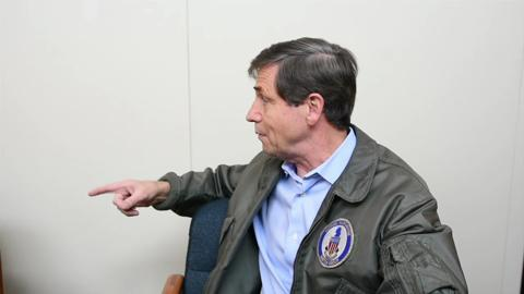 Joe Sestak Meets with York Dispatch Editorial Board