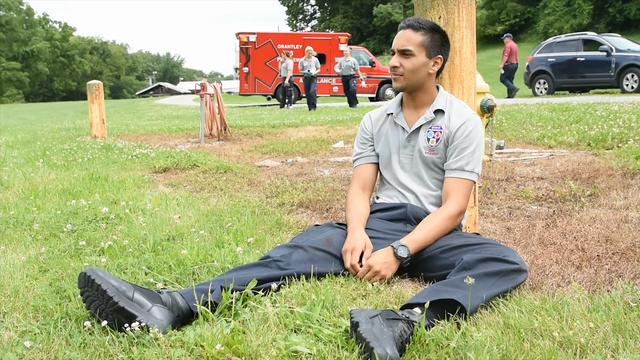 VIDEO: EMT Training