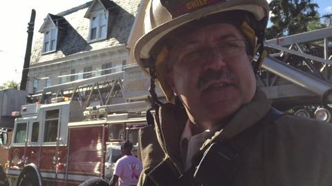 VIDEO: 600-602 Salem Avenue fire