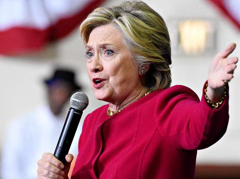 VIDEO: Hillary Clinton in Harrisburg