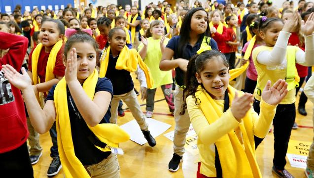 VIDEO: National School Choice Week at Lincoln Charter School