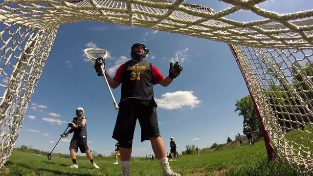 VIDEO:  Nick Serrano of Red Lion on what makes a good lacrosse goalie