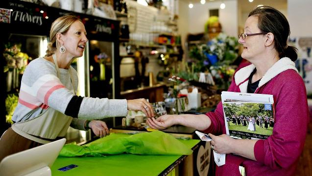 VIDEO: Small Business - Foster's Flower Shop