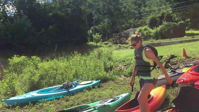 VIDEO: 7th Annual Susquehanna River Biathlon